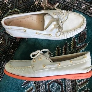Sperry Limited Ed J. Crew size 8